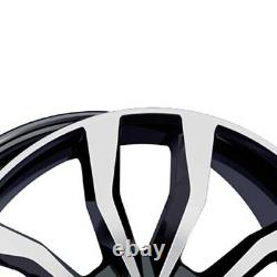 Jantes Autec UTECA 7.5x17 ET43 5x108 SWP pour Land Rover Discovery Sport Freelan