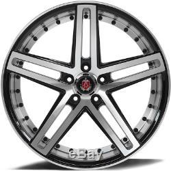 Jantes en Alliage X4 19 Bpf Axe Ex20 pour Land Range Rover Sport Discovery VW