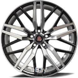 Jantes en Alliage X4 20 Bpf Axe Ex30 pour Land Range Rover Sport Discovery VW
