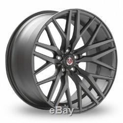 Jantes en Alliage X4 20 Gris Axe Ex30 pour Land Range Rover Sport Discovery VW