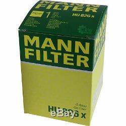 MANN-FILTER Inspection Set Land Rover Range Sport Ls 3.0 Td