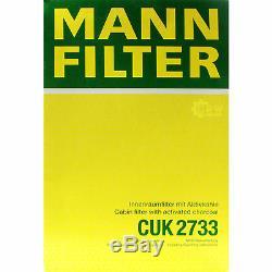 Mann-filter Set Land Rover Range Evoque IV 2.2 eD4 TD4 Discovery Sport LC D