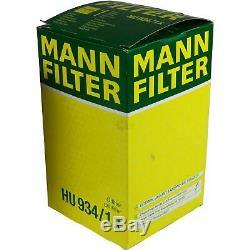 Mann-filter Set Land Rover Range Sport Ls 2.7 Tdvm 4x4 Discovery III Taa