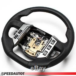 Mise au Point Aplati Volant en Cuir Multifonction Range Rover, Sport, Land Rover 3