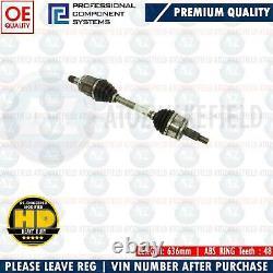 Pour Land Rover Discovery MK3 4 Range Sport 2.7 3.0 avant Gauche Lecteur Cardan