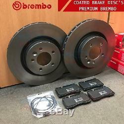 Pour Range Rover Sport 2.7 TDV6 Avant Véritable Brembo Frein Disques Pads Sonde