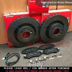 Pour Range Rover Sport Discovery MK4 avant Brembo Frein Disques Patins Capteur