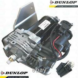 Pour Range Rover Sport L494 Discovery Dunlop Air Suspension Compresseur LR078650