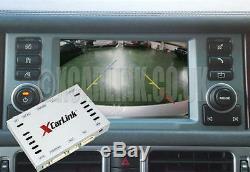 Range Rover Gvif Vidéo Multimedia Caméra Arrière Interface Sport Vogue Discovery