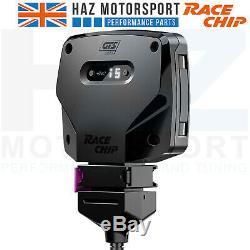 Range Rover Sport Mk2 3.0 TDV6 13- 258HP Racechip GTS Noir + App Boite Tuning +