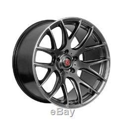 Roues Alliage X 4 20 Hb Axe Cs Light pour Land Range Rover Sport BMW X5 VW T5