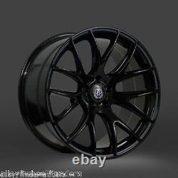 Roues Alliage X 4 20 Noir Cs Lite 950KG Pour Land Range Rover Discovery Sport