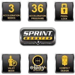 Sprintbooster V3 pour Land Rover Range Sport 4.4 Td 4x4 4367 Ccm 250 Kw, -1