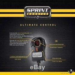 Sprintbooster V3 pour Land Rover Range Sport 4.4 Td 4x4 4367 Ccm 250 Kw -1/